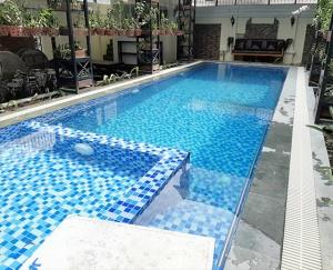 Mẫu hồ bơi gia đình JAP
